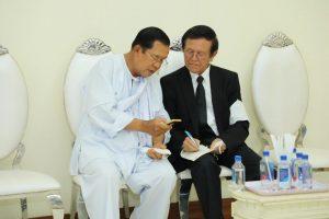 When Hun Sen Met Kem Sokha