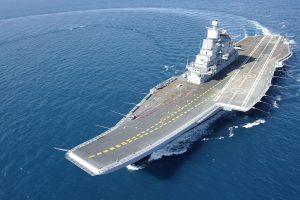 India's Defense Chief Opposes Aircraft Carrier Plans