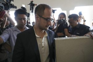 Malaysia Drops Charge Against Ex-Prime Minister's Stepson
