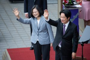 Taiwan President Tsai Ing-wen Begins Her Second Term