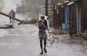 Deadly Cyclone Amphan Cuts Destructive Path in India and Bangladesh