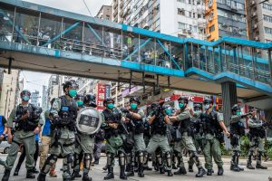 Hong Kong Is Becoming Ground Zero in the New Cold War