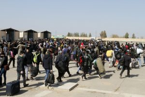 The Ceaseless Struggle of Afghan Migrants