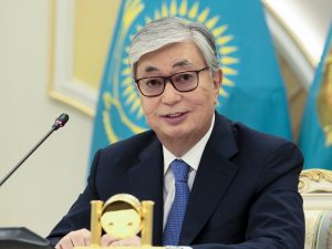 Kazakhstan on the Edge