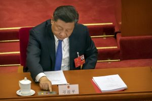 Xi's Strategic Folly: Why a New National Security Law Highlights China's Insecurities