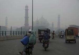 Pakistan's Climate Wake-up Call