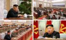 At Meeting, North Korea's Kim Touts 'Nuclear War Deterrent'