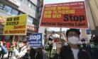 On Hong Kong, South Korea Is Caught Between China and US