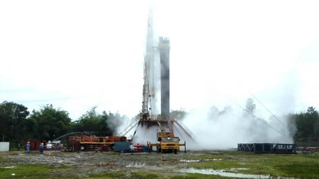 A Gas Well Blowout in Assam Sparks a Natural Disaster