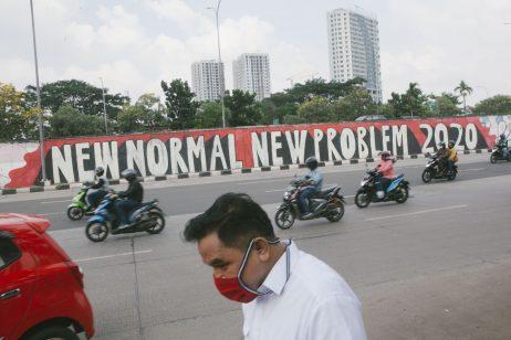 Life in Jakarta's COVID-19 'Transition' Era