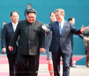 Moon Jae-in Holds on to His Dream of North Korea Diplomacy