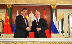 Russia's Romance With China Is All About Keeping Up Appearances