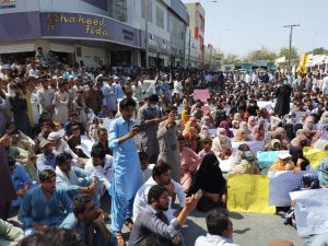 Balochistan Erupts in Protests Over a Murdered Mother and Her Injured 4-Year-Old