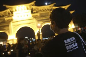 What Can Taiwan Do to Help Defend Hong Kong?
