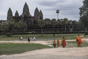 Cambodians Reclaim Angkor Wat as Global Lockdowns Continue to Bite