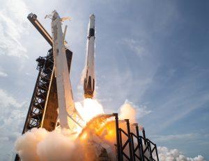 US Returns to Human Spaceflight