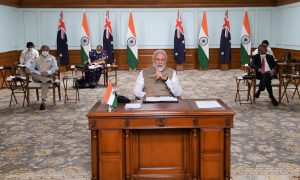 India and Australia's 'Shared Vision': Setting the Stage for Indo-Pacific Maritime Security Engagement