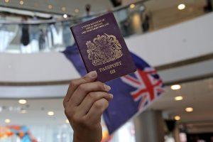 Hong Kong and Britain's China Reset