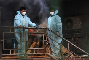 India's Capital Crematoriums Overwhelmed With Virus Dead