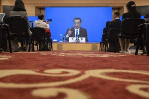 China's (Potentially) Revealing Government Work Report