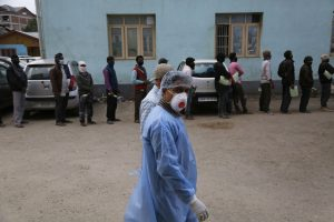 Kashmir's 'COVID Warriors' Are Under Siege