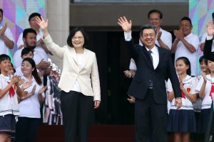 Changing of the Guard as William Lai Replaces Taiwan's Epidemiologist Vice President