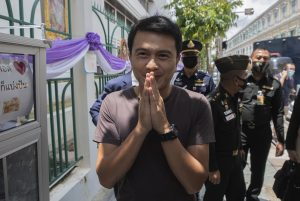 Thai Army Whistleblower Accused of Abandoning Post Gets Bail