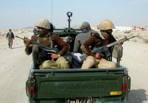 Pakistan's 'Occupied Balochistan'