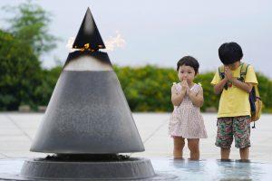 Japanese Island Marks 75 Years Since Battle of Okinawa