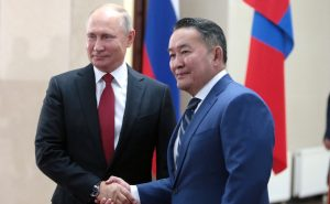 Why Is Russia Moving Closer to Mongolia?