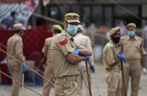 Kashmir's Dark Year