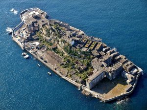 Remembering Japan's Colonial Abuses Against Koreans on Hashima Island