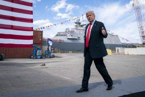 Trump Denies Knowledge of Intel Report on Russian Bounties for Killing Americans in Afghanistan