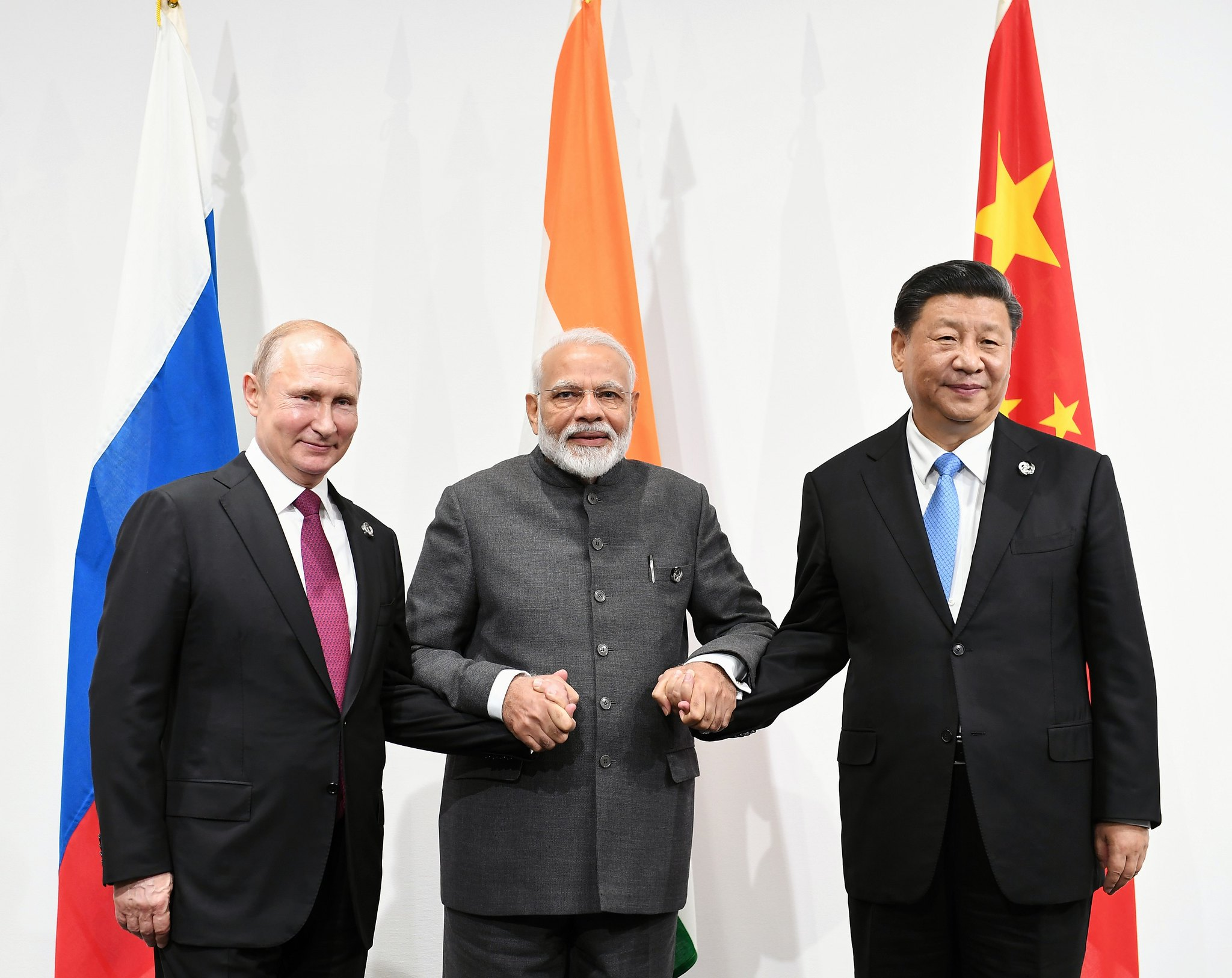 After Galwan Valley Standoff, Does the Russia-India-China ...