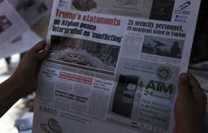 Afghan Media Struggle to Survive the Pandemic