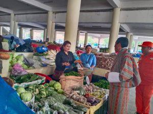 The Hope and Struggles of Bhutan's Women Vegetable Vendors