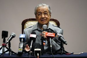 Malaysian Prime Minister Faces a Leadership Challenge When Parliament Resumes
