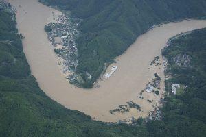 55 Dead, a Dozen Missing in Japan Floods