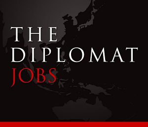Vacancies at The Diplomat