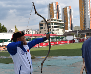 Mongolia's Virtual Naadam