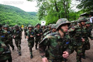 South Korea's Conscientious Objectors Are Getting an Alternative to Military Service