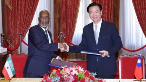 Taiwan Throws a Diplomatic Curveball by Establishing Ties With Somaliland
