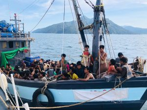 The Shifting Politics of Rohingya Refugees in Malaysia