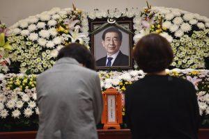 Seoul Mayor's Death Shocks South Korea
