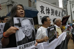Remember Liu Xiaobo by Supporting Rights Activists in China