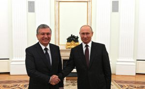 Why It Matters That Uzbekistan's President Endorsed Russia's Referendum