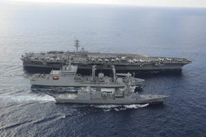 Australia Returns to the Malabar Exercise