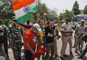 Is India Ready to Play the 'Tibet Card' in Its Battle With China?