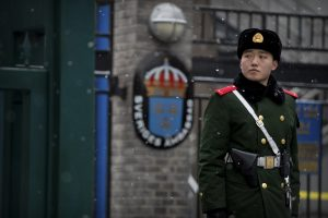 Is Sweden Ready to Combat China's Influence Operations?