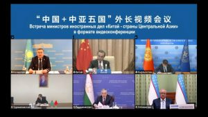 China Launches 5+1 Format Meetings With Central Asia